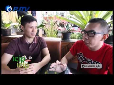 Dilmah Real High Tea Challenge Cafe & Restaurant Indonesia at PJTV