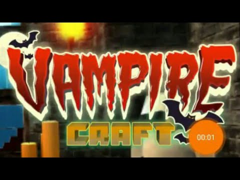 VAMPIRE CRAFT Dead Soul Of Night Crafting Games | Free Mobile Game Android Gameplay Youtube YT Video