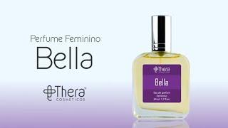 PERFUME FEMININO BELLA - THERA COSMÉTICOS