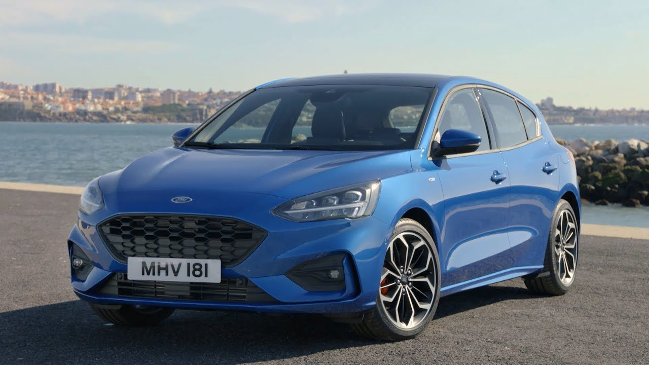 2019 ford focus st line features sporty styling and driving dynamics youtube. Black Bedroom Furniture Sets. Home Design Ideas