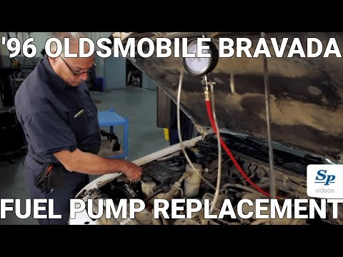 '96 Oldsmobile Bravada Fuel Pump Replacement | Know Your Parts