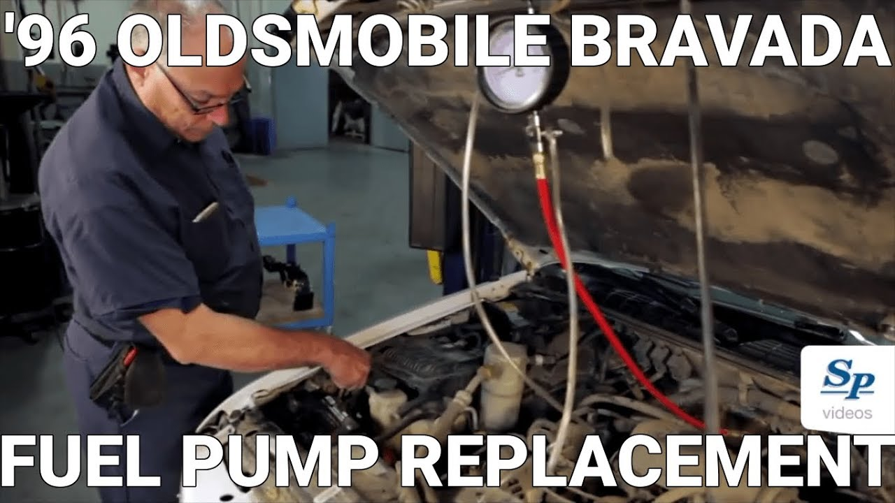 small resolution of  96 oldsmobile bravada fuel pump replacement know your parts