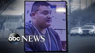 Suspected cop killer on the run in California