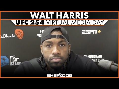 walt-harris---ufc-254-virtual-media-day-interview