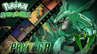 Catching Rayquaza! - Pokemon Alpha Sapphire, Delta Episode   Part 68