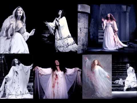 Joan Sutherland - Lucia di Lammermoor - Mad scene - Live Chicago 1961