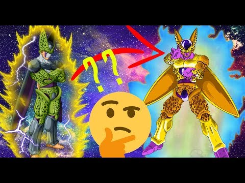 SUPER SAIYAN BLUE GOLDEN CELL?!? - WHAT IF PERFECT CELL CAME BACK AND TRAINED?!