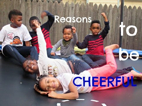 REASONS TO BE CHEERFUL! Dec 2016 - abeeutifullife vlog