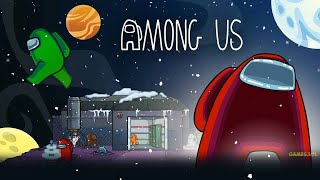 Download lagu Among Us (Playing With Subscribers) 3000 IQ Come Join Us