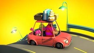 El Auto de Papá - Rondas y Clásicos Infantiles 2 | El Reino Infantil
