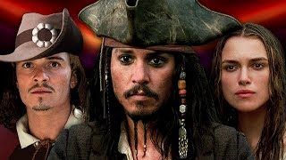Pirate Characters In Film