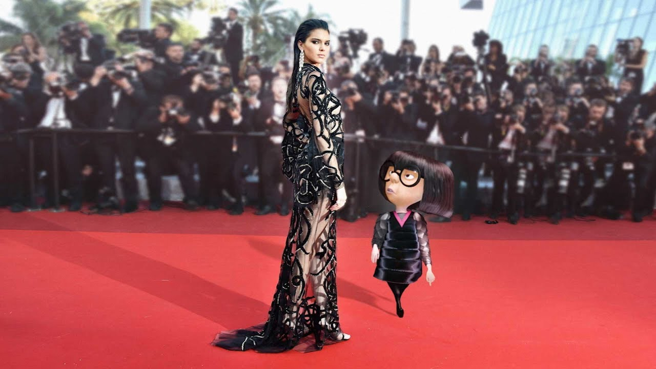 The Incredibles Fashion Designer Edna
