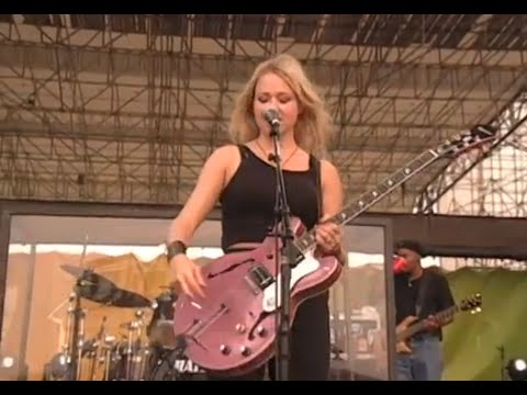Jewel - Down So Long - 7/25/1999 - Woodstock 99 East Stage (Official)