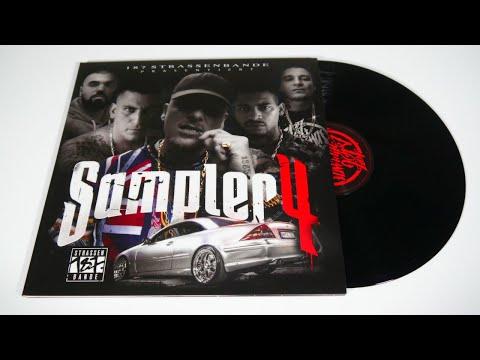 187 Strassenbande - Sampler 4 Vinyl Unboxing