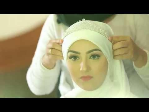 mostafa and aya wedding day