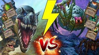 EPICO! HADRONOX DRUID vs RECRUIT HUNTER!! Chi avrà la meglio?