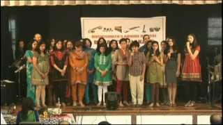 Yaman taraana-Musicsunita Academy of Music 7th Annual Recital,