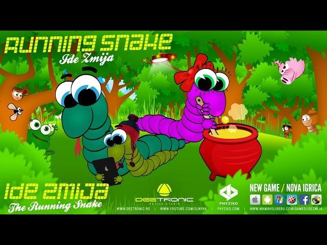 Running Snake (Ide Zmija) FREE GAME Trailer (2014) FULL Android & iOS PC Platform Game