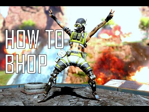 HOW to Bhop In Apex Legends Easy.