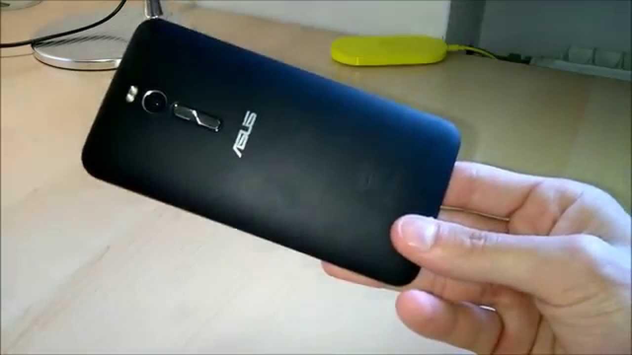 Estremamente Come aprire la cover posteriore di Asus ZenFone 2 - YouTube IG19