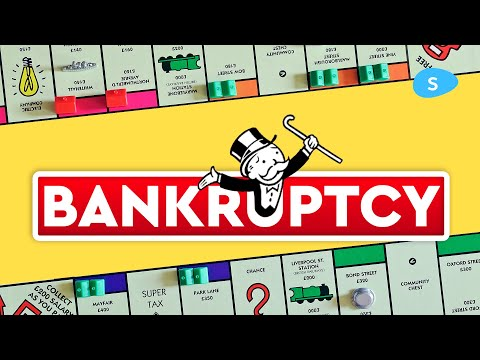 Why do bankrupt companies keep running?