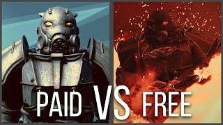 Creation Club - Paid vs Free