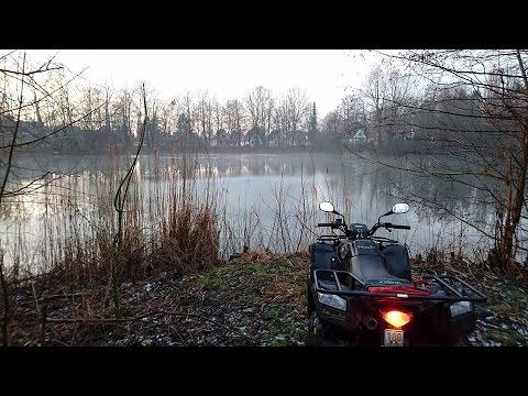 Kymco MXU 50 - Wintertime