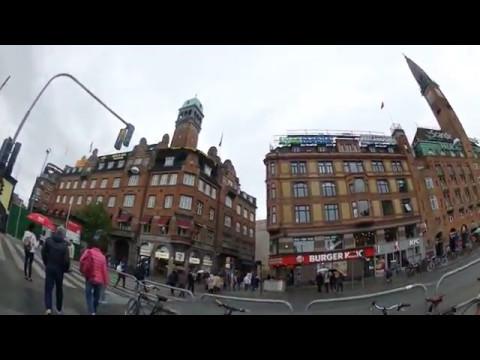 コペンハーゲン散歩 2 / Walking in Copenhagen 2, here and there