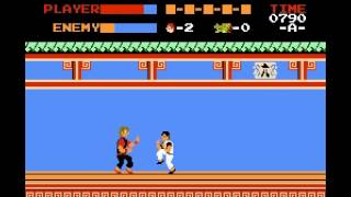 Kung Fu - Kung Fu (NES / Nintendo) -Saving Sylvia- Vizzed.com GamePlay - User video