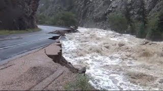 Colorado hit by deadly floods
