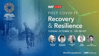 Post-COVID-19 Recovery and Resilience