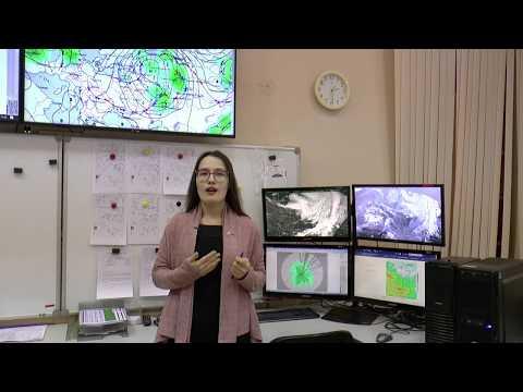 Прогноз погоды на 17-20 апреля. В Московской области температура не меняется.