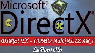 🔵Atualizar Directx 2017 - Versão do Directx :: Directx End-User Runtimes ::