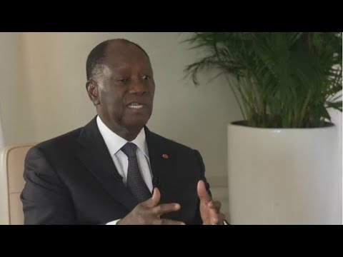Condemning migrant slave auctions is 'not enough', says Ivory Coast's Ouattara