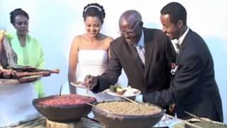 ethiopian wedding senait and biruk ii