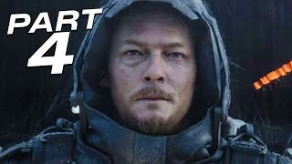 Death Stranding - Part 4 | Infiltrating Our First Mule Camp