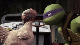 Доктор Ципципенворт - Dr.Cluckingsworth M.D. - Teenage Mutant Ninja Turtles Legends