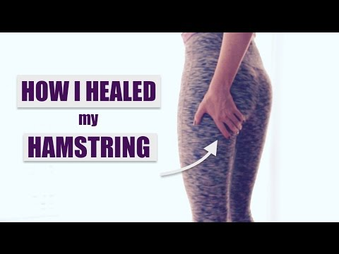 HOW I HEALED MY HAMSTRING INJURY