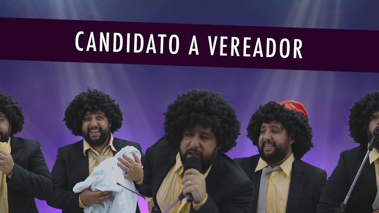 CANDIDATO A VEREADOR | NÃO QUERO DINHEIRO - TIM MAIA | PARÓDIA