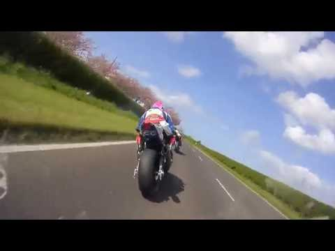 """🏁 """"OFFICIAL"""" FAST Onboard Camera From BBC North West 200 2016 Road Races / Motorcycle Racing"""