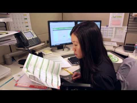 BP Graduate film - Miranda, a finance analyst