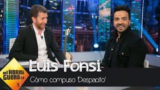 La verdad sobre cómo Luis Fonsi compuso