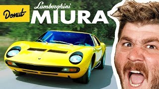 Lamborghini Miura - Everything You Need to Know | Up to Speed