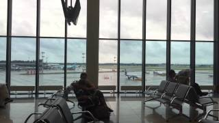 Moskva Sheremetyevo International Airport#2 모스크바 셰레메티예보 국제공항