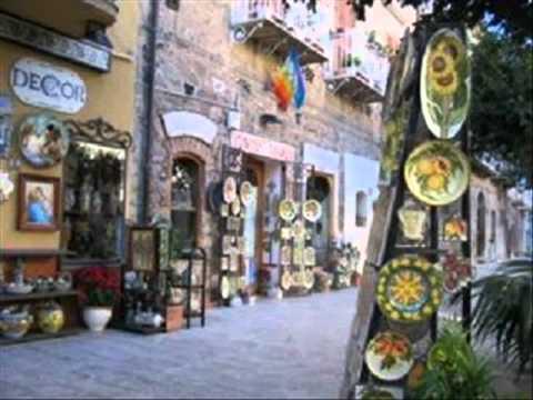 Cento presepi a santo stefano di camastra youtube - Ceramiche santo stefano di camastra piastrelle ...