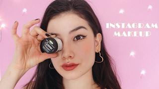 Инстаграм макияж для азиатских глаз | Asian makeup