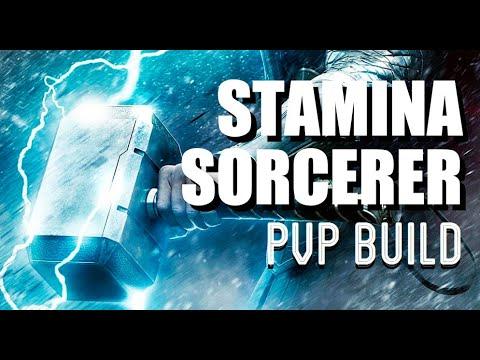 Stamina Sorcerer PVP Build - GOD OF THUNDER - ESO Murkmire