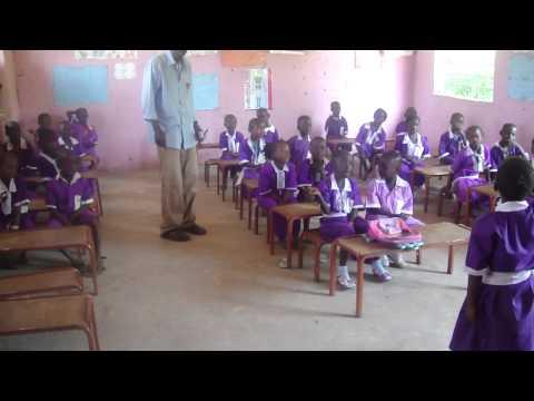 Gambia School 1