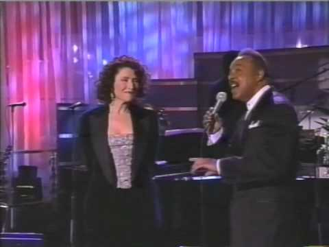 Melissa Manchester & Peabo Bryson at the Rainbow Room (1997)