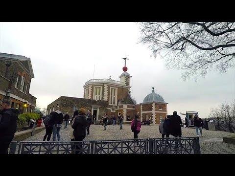 7-1 - Londres - Greenwich, son parc, son marché et London Royal Docks